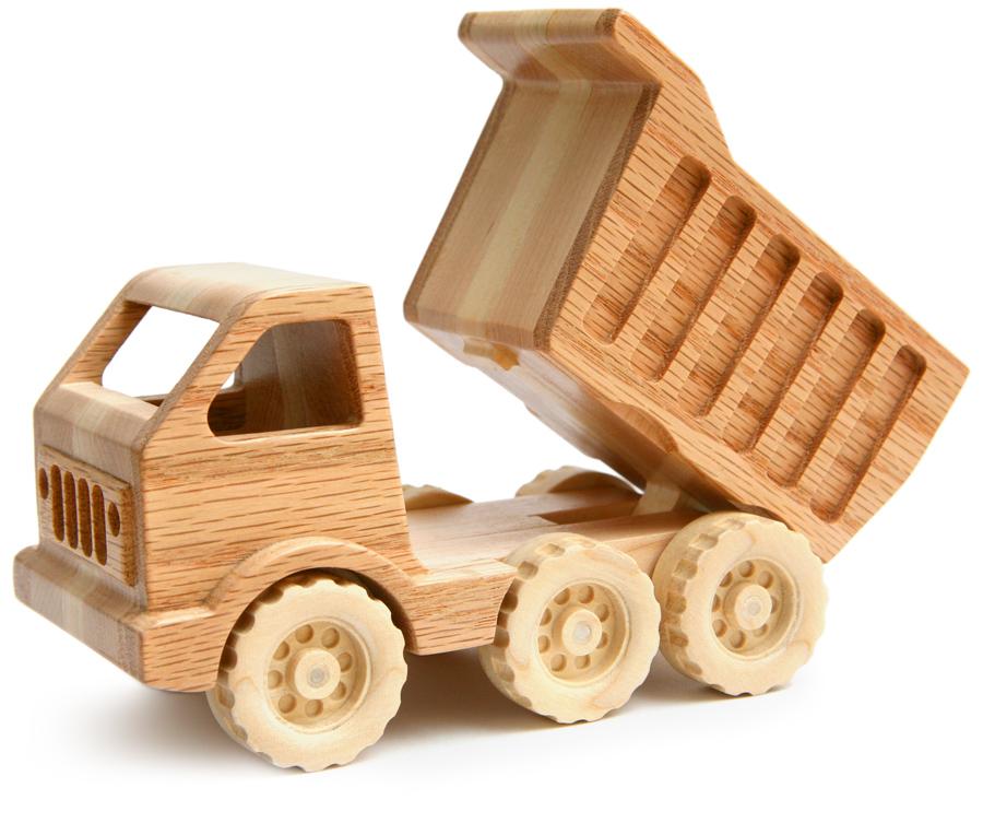 Wooden Toy Dump Truck | galleryhip.com - The Hippest Galleries!